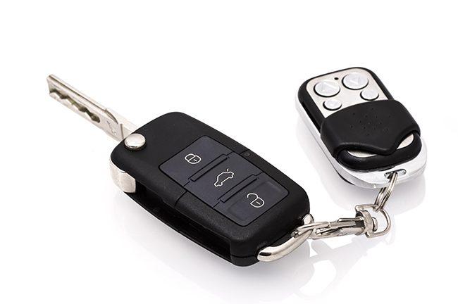 Замена корпусов автоключей