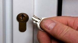 Сломал ключ в замке