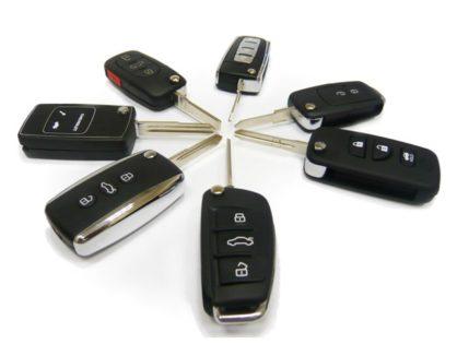 Преимущества использования выкидных ключей зажигания
