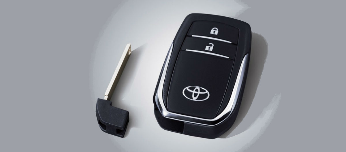 Смарт ключи для автомобилей от производителя Тойота