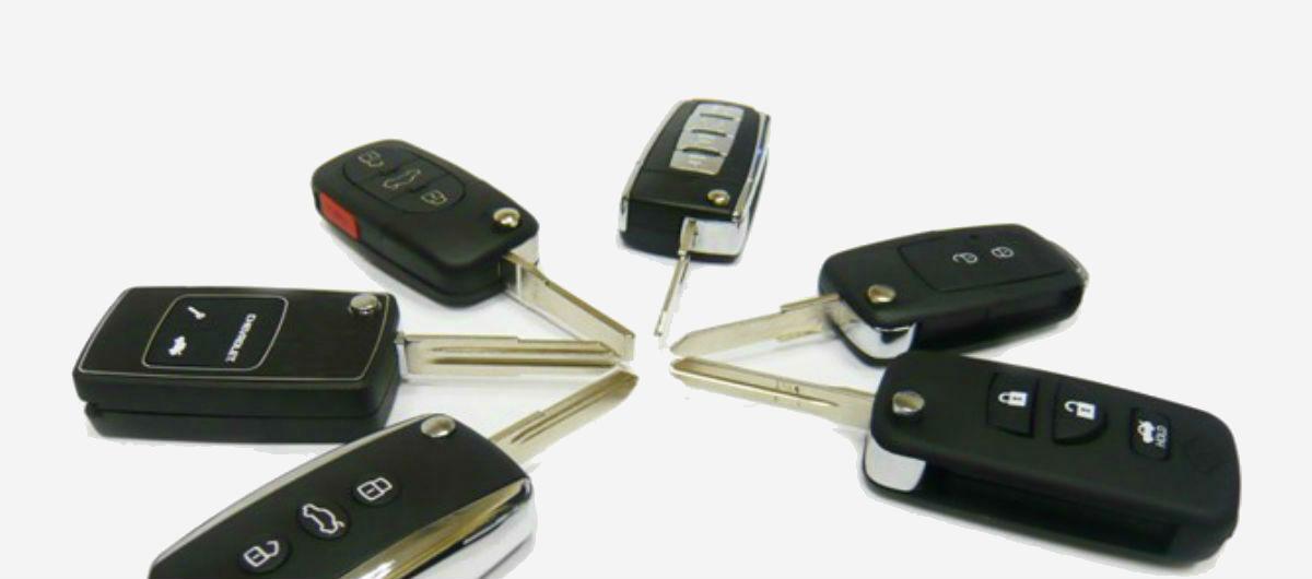 Программирование ключа с иммобилайзером