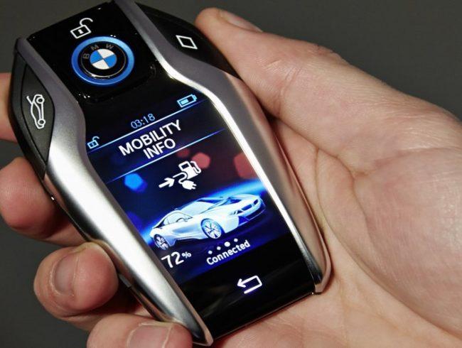 Изготовление ключей для автомобиля BMW