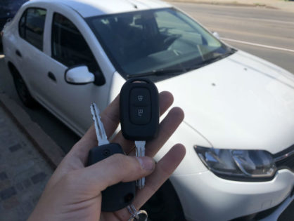 Программирование ключей Renault