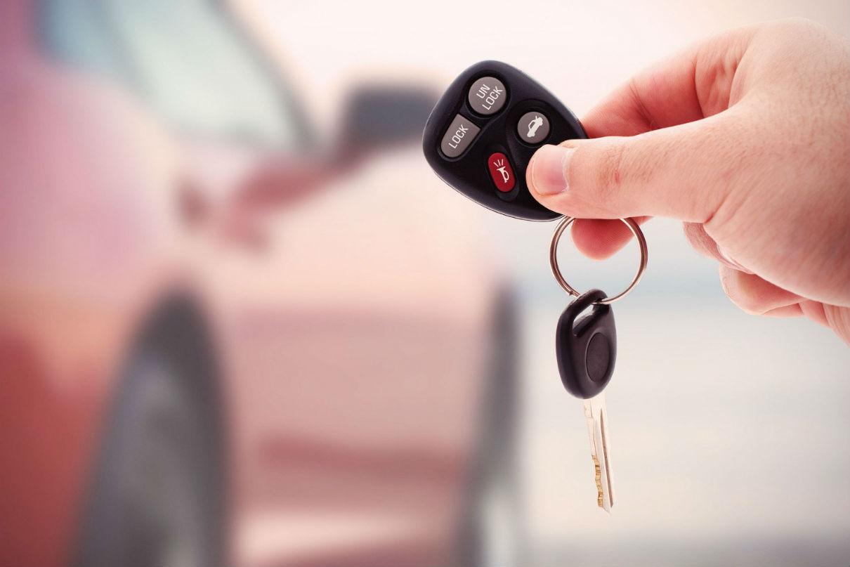 Что делать если потерял ключи от машины с сигнализацией