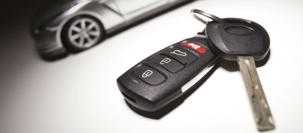 Замена батарейки в чип-ключе авто