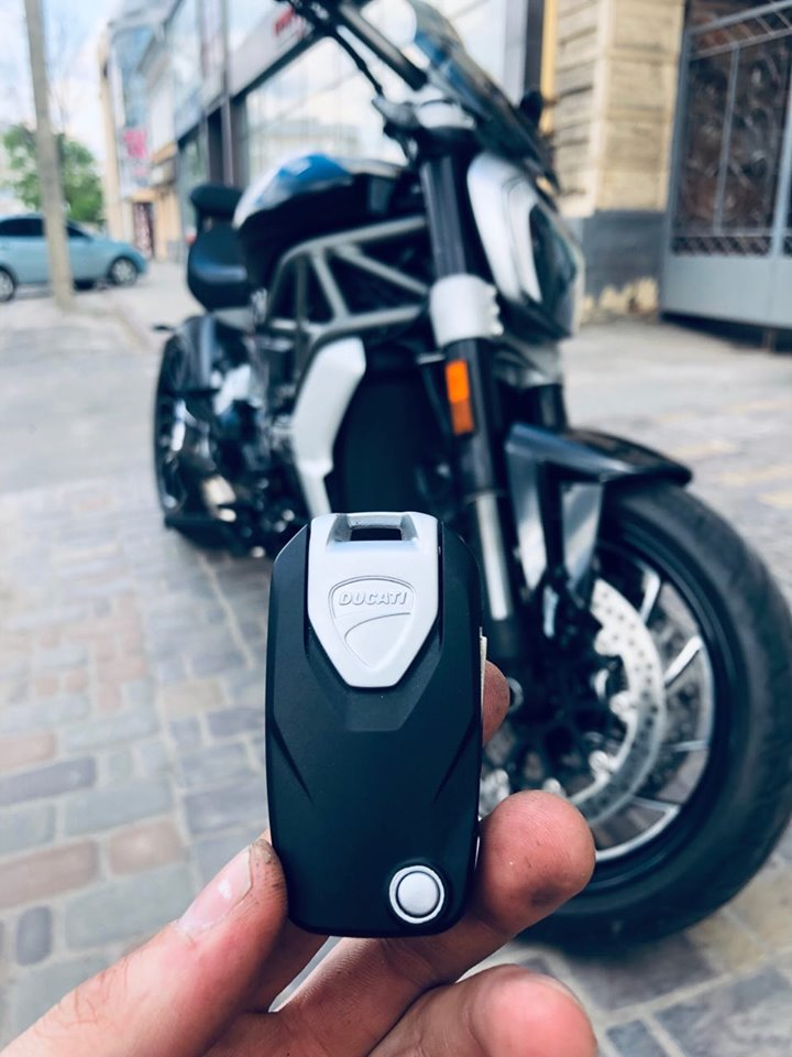 Ducati ключи